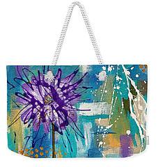 Wildflower No. 1 Weekender Tote Bag