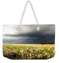 Wildflower Panorama 2008 Weekender Tote Bag