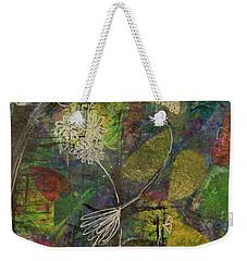 Wildflower Two Weekender Tote Bag