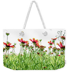 Wildflowers In Geogia Weekender Tote Bag