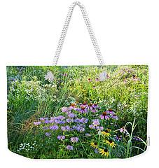 Wildflowers In Moraine Hills State Park Weekender Tote Bag