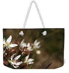 Wildflowers Weekender Tote Bag by Marna Edwards Flavell