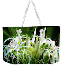 Weekender Tote Bag featuring the photograph Wildflowers Of Hawaii by D Davila