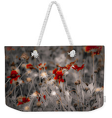 Wildflowers Of The Dunes Weekender Tote Bag