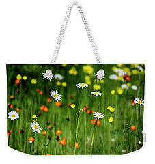 Wildflowers2 Weekender Tote Bag