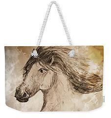 Wildheart Weekender Tote Bag by Maria Urso