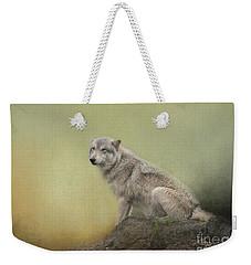 Wildlife Alaska Weekender Tote Bag