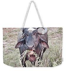 Wilds Of Buffalo Weekender Tote Bag
