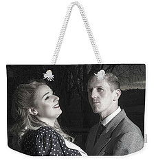Weekender Tote Bag featuring the photograph Will It Always Be Like This? by Ian Thompson