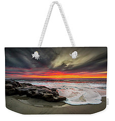 Will Of The Wind Weekender Tote Bag