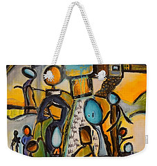 Will You Weekender Tote Bag by Theresa Marie Johnson