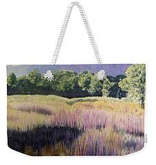 Willamette Meadow Weekender Tote Bag