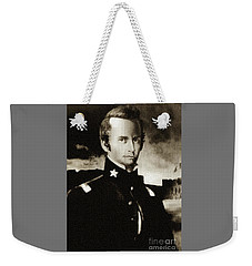 William B Travis - The Alamo Weekender Tote Bag