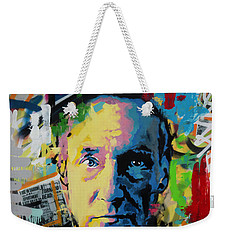 William Burroughs Weekender Tote Bag