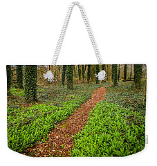 William Butler Yeats Woods Of Coole Park Weekender Tote Bag