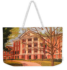 William Peace University Weekender Tote Bag
