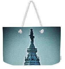 William Penn On Top Weekender Tote Bag