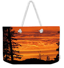 Williams Lake Weekender Tote Bag