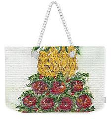 Williamsburg Apple Tree Weekender Tote Bag