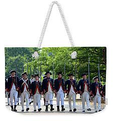 Williamsburg Weekender Tote Bag