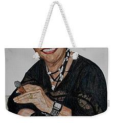 Willie Height Weekender Tote Bag
