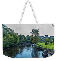 Willimantic River Weekender Tote Bag