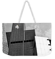 Willis Tower Wedge Weekender Tote Bag