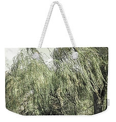 Weekender Tote Bag featuring the photograph Willow by Colleen Kammerer