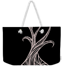 Willow Curve Weekender Tote Bag