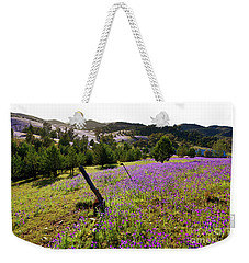 Willow Springs Station Weekender Tote Bag