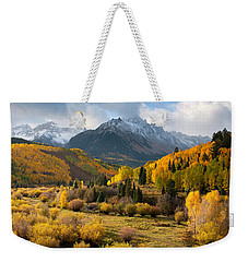 Willow Swamp Weekender Tote Bag