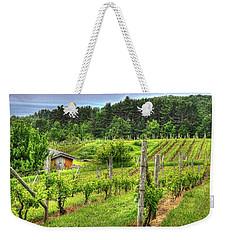 Willow Winery Weekender Tote Bag