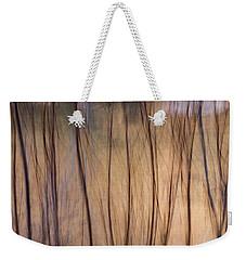 Willows In Winter Weekender Tote Bag