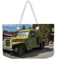 Willys Jeep Truck  Weekender Tote Bag
