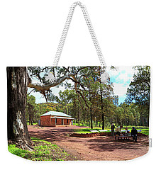 Wilpena Pound Homestead Weekender Tote Bag