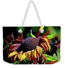 Wilted In The Sun Weekender Tote Bag