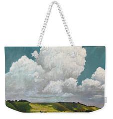 Wiltshire Skies Weekender Tote Bag