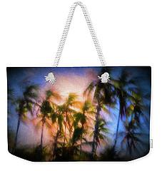 Wind And Palms Weekender Tote Bag