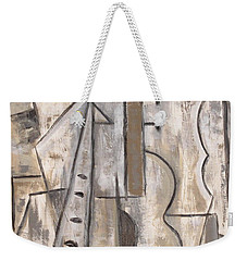 Wind And Strings Weekender Tote Bag