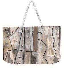 Wind And Strings Weekender Tote Bag by Trish Toro