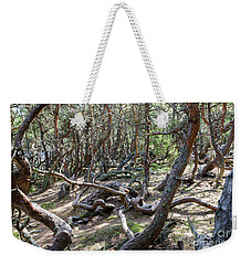 Weekender Tote Bag featuring the photograph Wind Blown by Kennerth and Birgitta Kullman