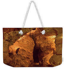 Weekender Tote Bag featuring the photograph Wind Cave National Park by Brenda Jacobs