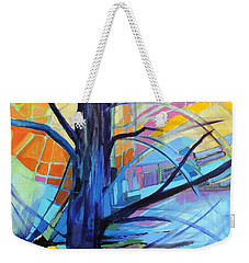 Wind Energy Weekender Tote Bag