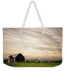 Wind Farm Weekender Tote Bag