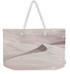Weekender Tote Bag featuring the photograph Wind Formations by Colleen Coccia