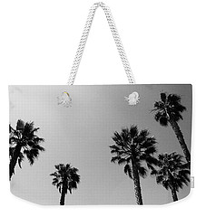 Wind In The Palms- By Linda Woods Weekender Tote Bag by Linda Woods