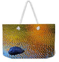 Wind On Water Weekender Tote Bag by Aimelle