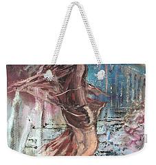 Wind Weekender Tote Bag