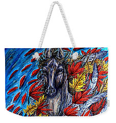 Wind Spirit Weekender Tote Bag