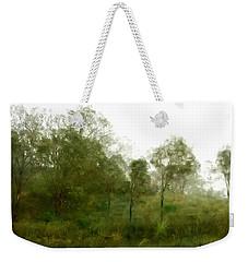 Wind Storm Weekender Tote Bag